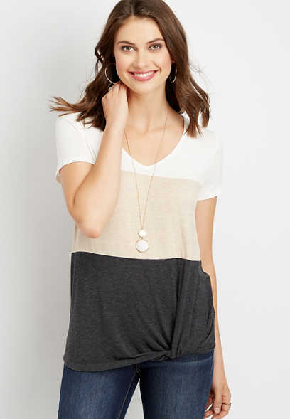 de692f6c T-Shirts And Tees For Women | maurices
