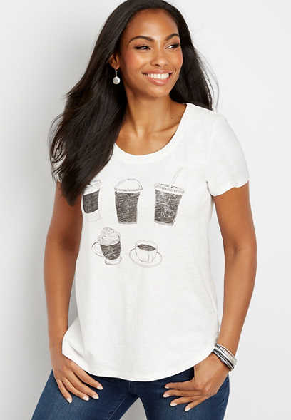 c6a9d01fb Graphic Tops And Tees | maurices