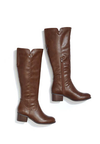 Daisy clean tall boot