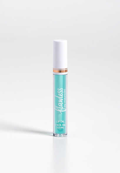 flawless vanilla mint lip oil