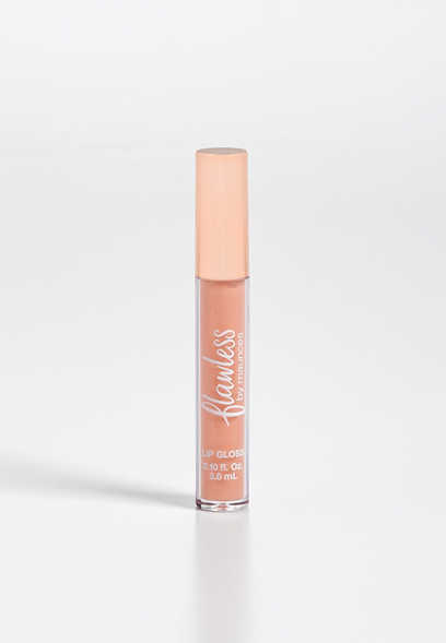 flawless barely there lip gloss