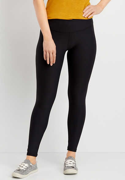 waistband sculpt legging