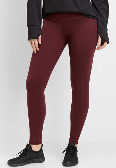full length active legging