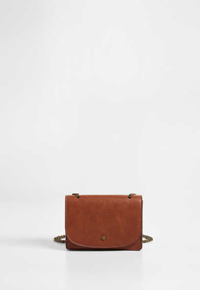 Accordian Crossbody Bag