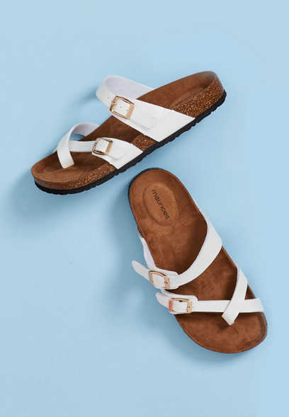 Paige toe loop sandal