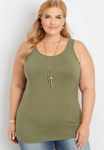 Women\'s Plus Size Tops: Plus Tanks, Tees, Sweaters & More ...