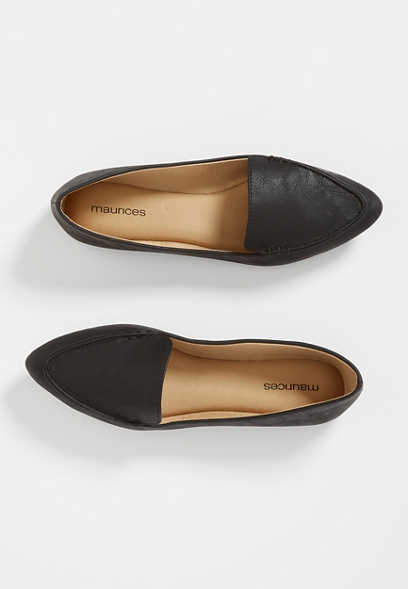 Blair Pointed Toe Flat