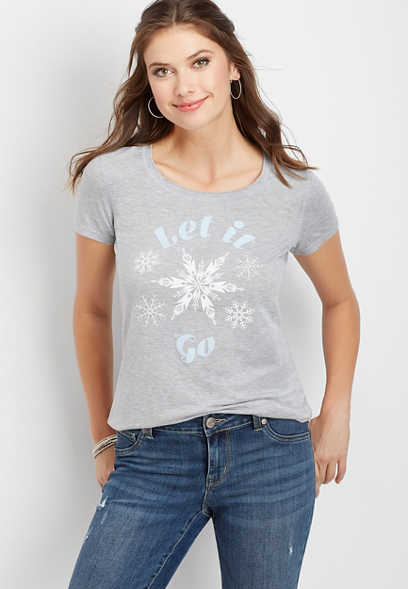 Disney Frozen graphic tee