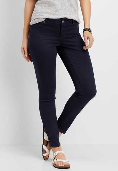 DenimFlex™ navy color jegging