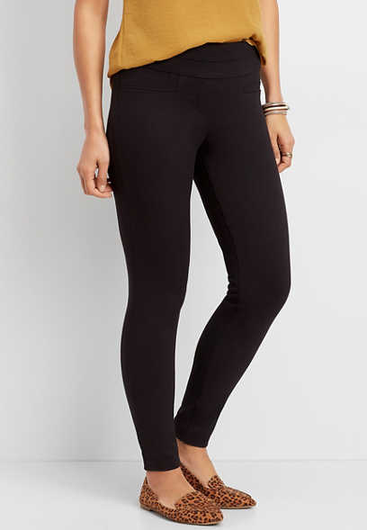 Super Stretch Twill Skinny Ankle Pant