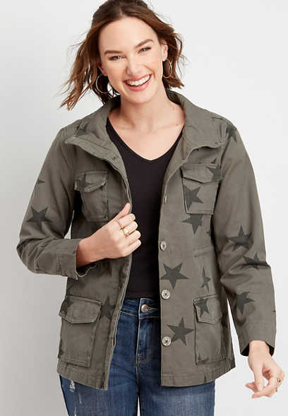 Vigoss® Star Utility Jacket