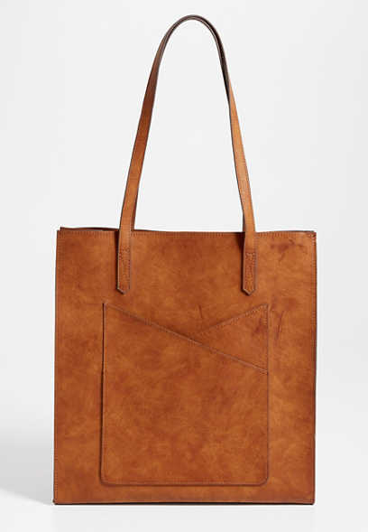 Crossover Pocket Tote Bag
