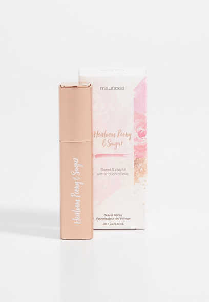 Peony Sugar Travel Spray