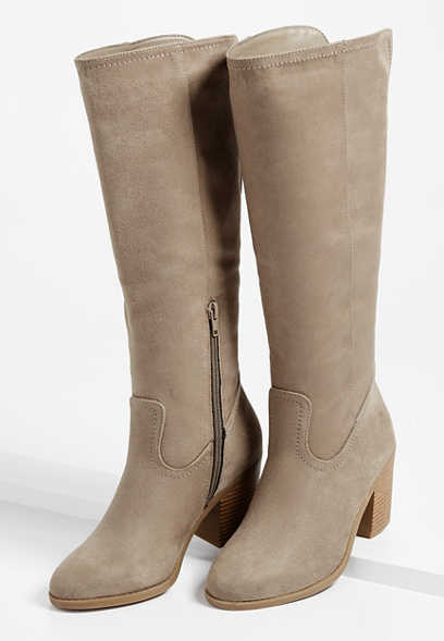 Erin Heeled Tall Boot