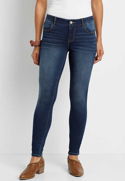 Maurices DenimFlex Dark Wash Super Soft Jegging