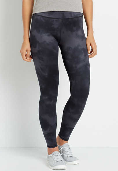 High Rise Tie Dye Full Length Luxe Legging