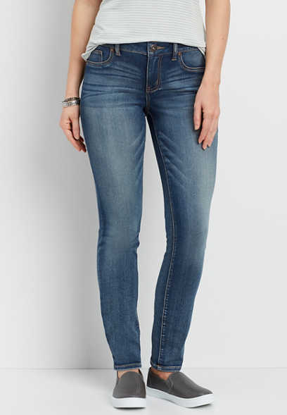 DenimFlex™ SuperSoft jegging in medium wash