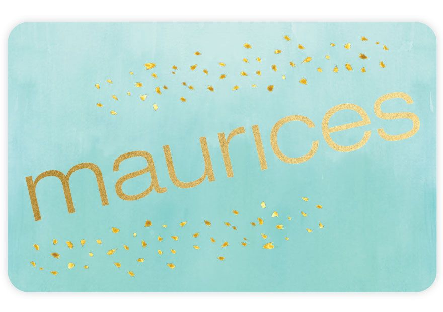 maurices FY20_GC_MAU Gift Card