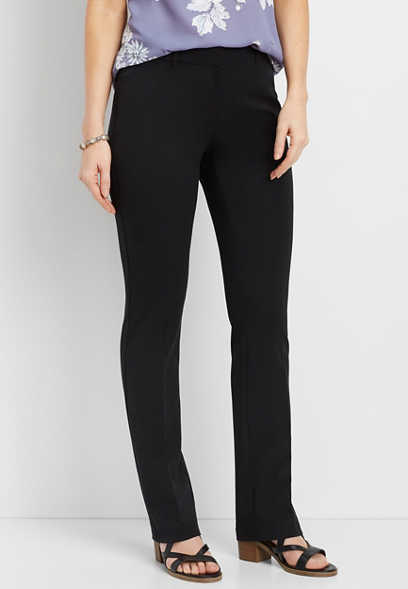 the slim boot pant
