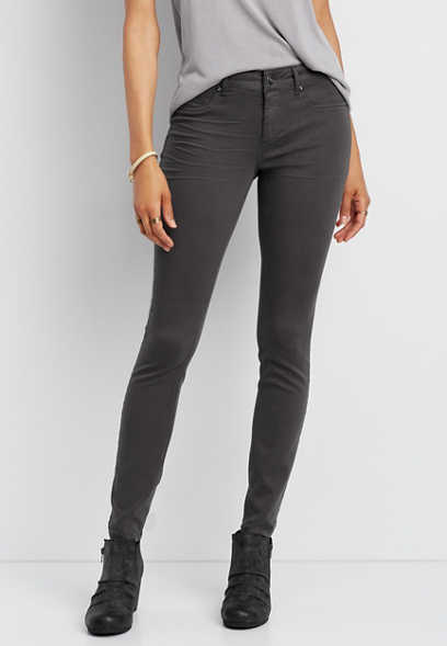 DenimFlex™ jegging in slate