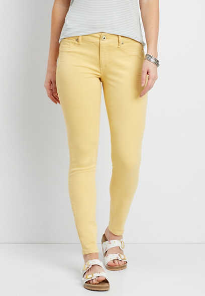 DenimFlex™ jegging in daisy dream