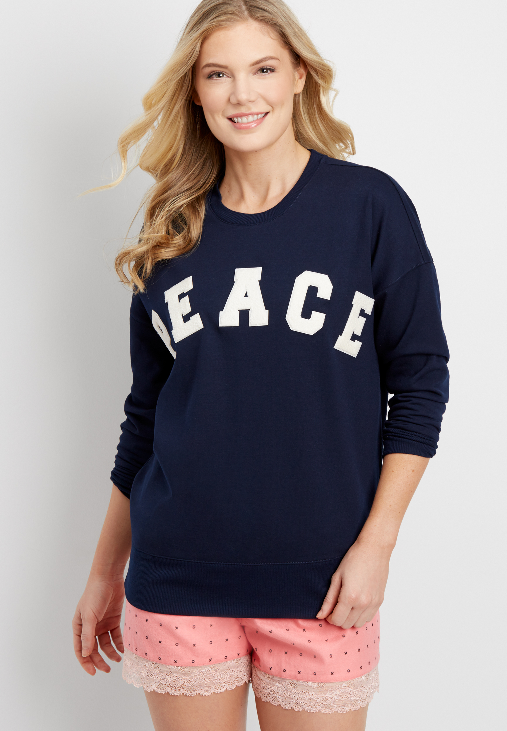 Peace Nightshirt @...