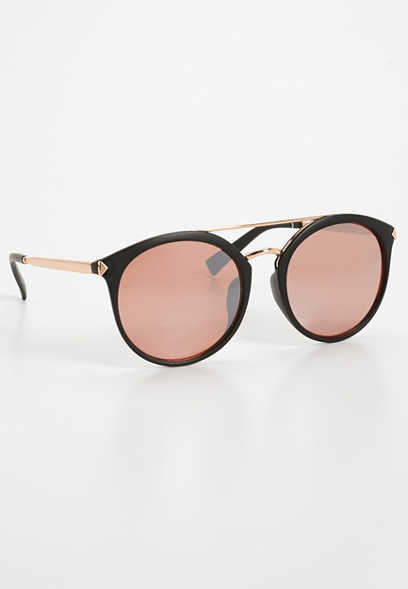 Ripley oversized round sunglasses