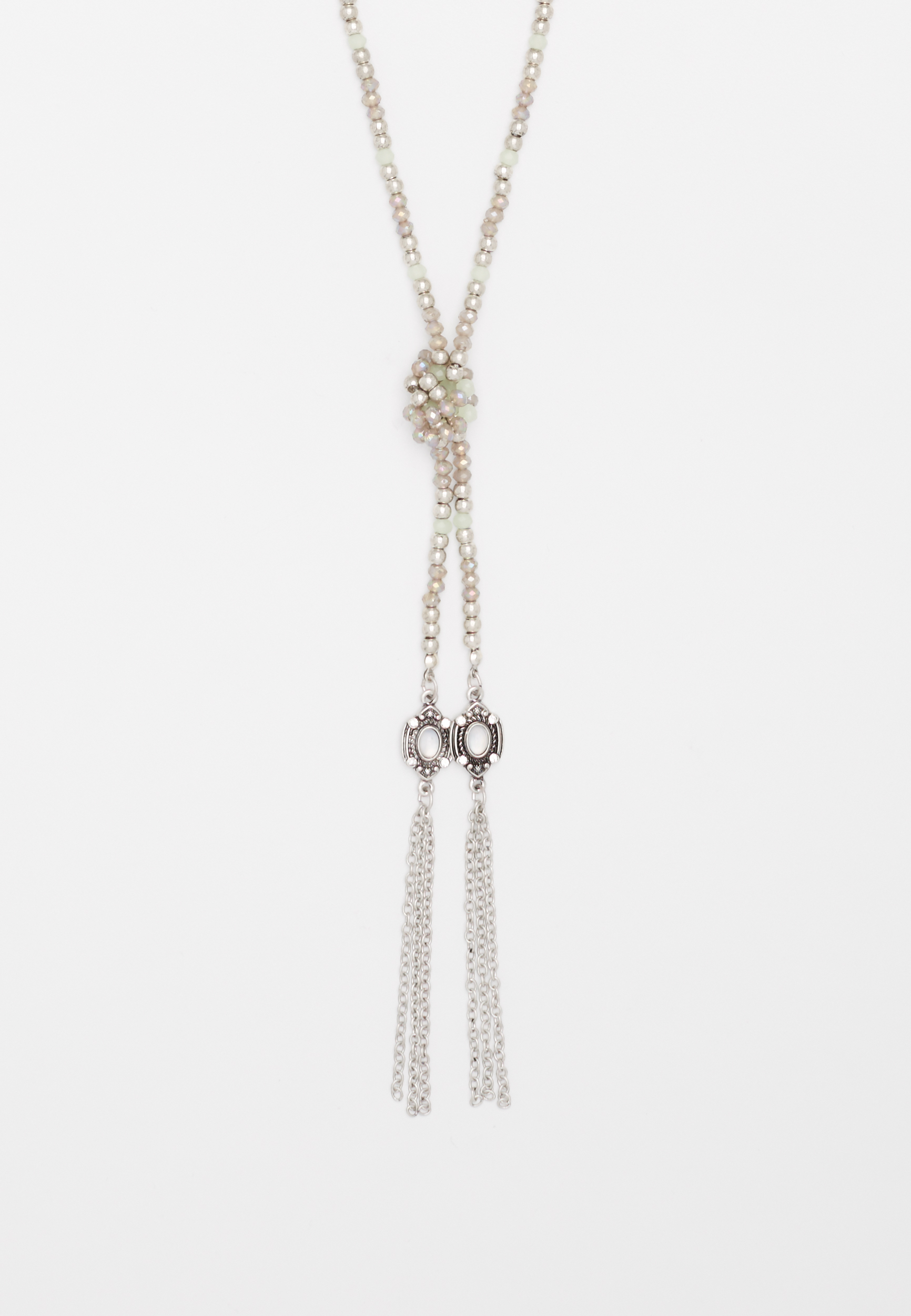 Maurices Pave Y Necklace