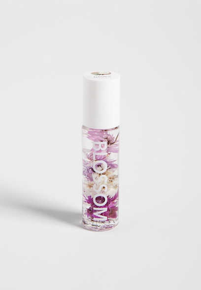 Blossom coconut flavored lip gloss