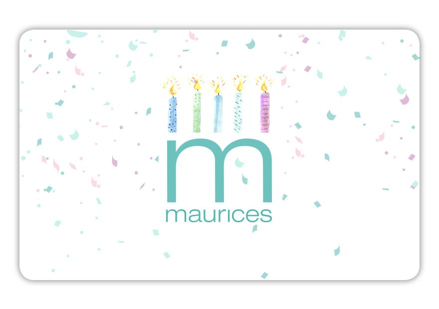 maurices SPR18_BD_CANDLES Gift Card