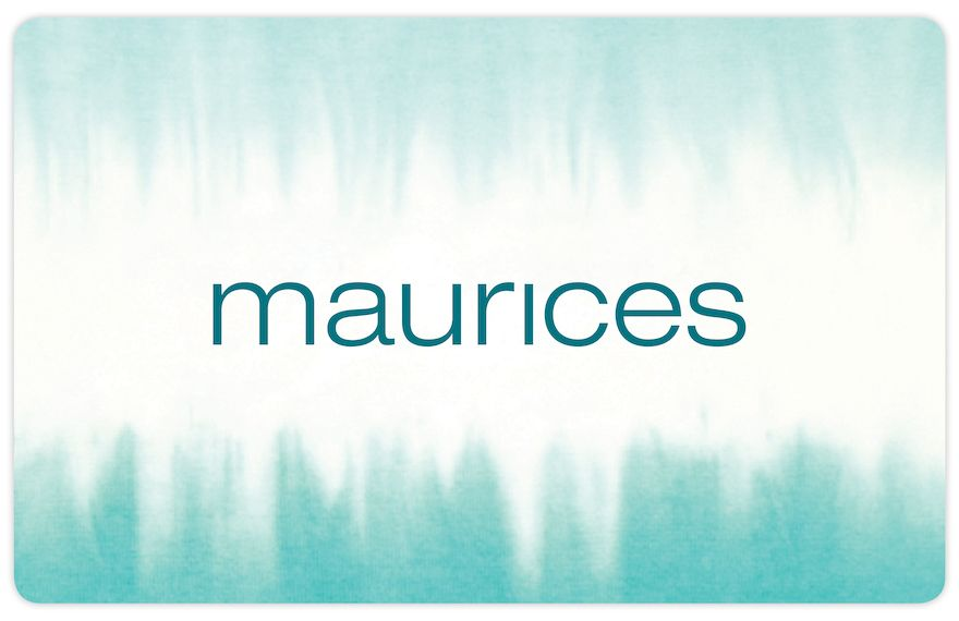 maurices Ombre Gift Card