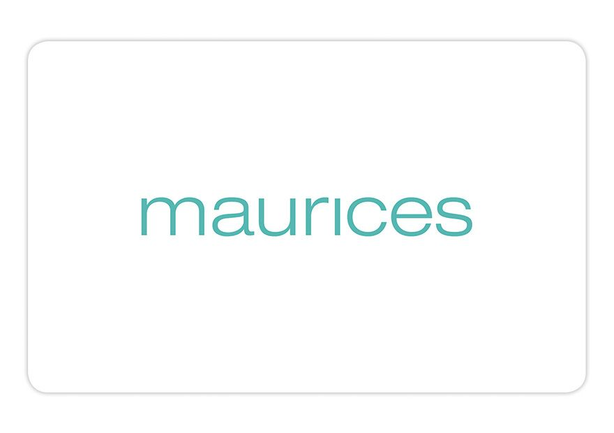 maurices eGift Card Ecomm Gift Card
