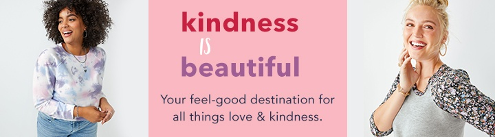 kindness is beautiful. your feel-good destination for all things love and kindness.