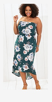Plus Size Dresses | Maxi, Casual, And Sweater | maurices