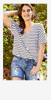 77790c2ff49 Fashion Tops For Women | maurices