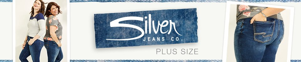 SILVER JEANS CO. PLUS SIZE