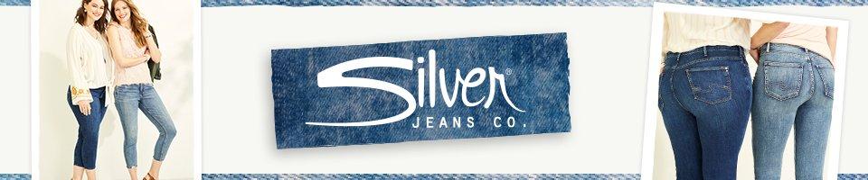 e962197a9b3 Silver Jeans Co.