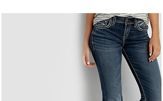 silver jeans curvy fit