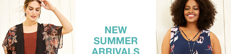 new summer arrivals are calling