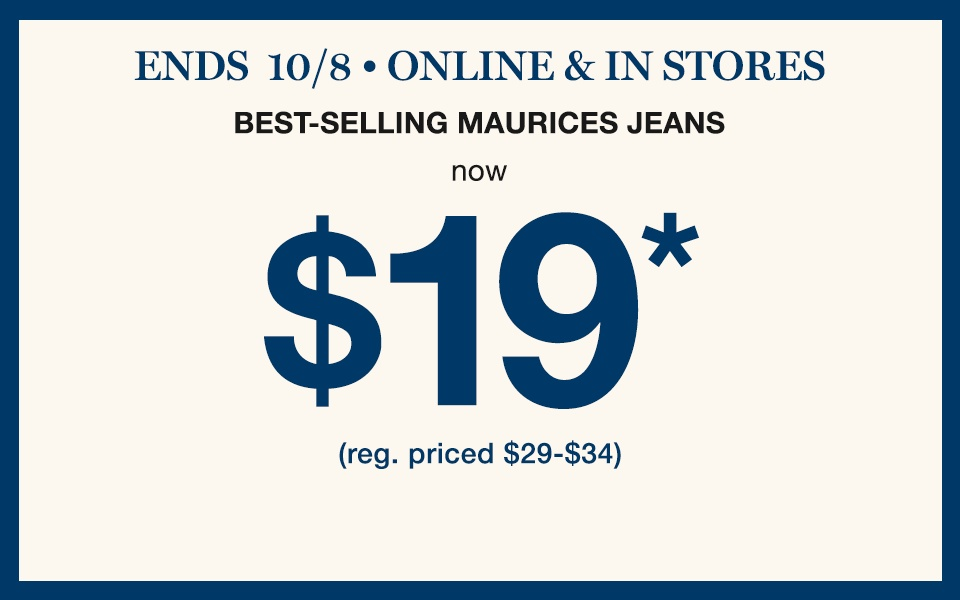 best sneakers c8f4a 05446 maurices | Women's Fashion Clothing for Sizes 2-24 | maurices