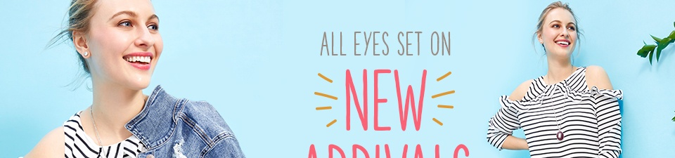 all eyes set on new arrivals