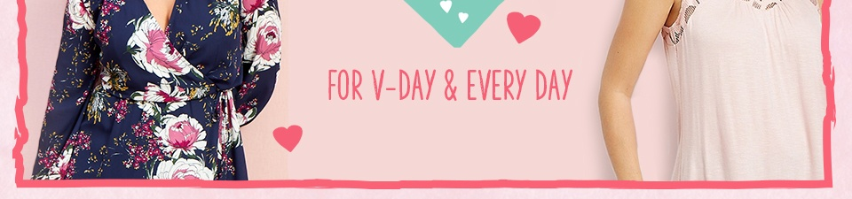 what's not to love for v-day and every day