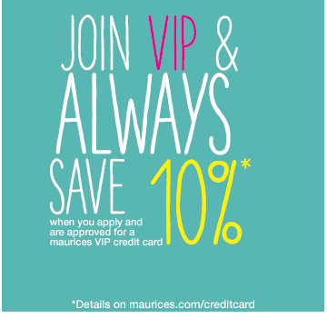 maurices vip